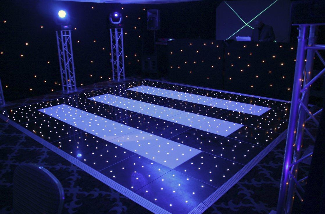 Led Dance Floor Audio King